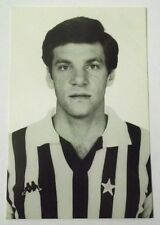 Cartoncino Hurrà Juventus - Sergio Brio