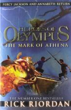 The Mark of Athena (Heroes of Olympus Book 3) By Rick Riordan. 9780141335766