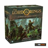 Lord of the Rings Journeys in Middle Earth Board Game By Fantasy Flight Games