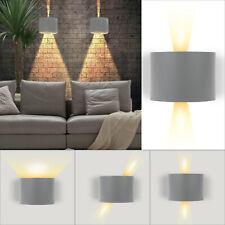 COB LED Wandleuchte Wandlampe Flur Strahler Licht Up Down Außen/Innen 7W Modern