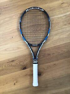 Babolat Pure Drive Tour Tennis Racket. Grip 3. New Restring & Bumper Guard