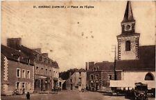 CPA  Avessac (Loire-inf.) - Place de l'Église      (587739)