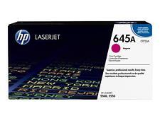 Hewlett-Packard 645A LaserToner / Part #: C9733A / Color: MAGENTA / NEW OEM