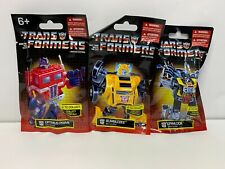Transformers Limited Edition Optimus Prime, Bumblebee and Grimlock Mini Figures