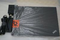 Lenovo Thinkpad T460 w/Dock Core i5-6300U 2.40GHz 8GB 256GB SSD BT HD Win10Pro