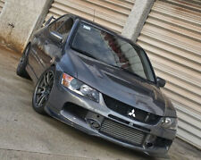 MITSUBISHI LANCER EVO 9 CARBON RALLIART STYLE FRONT LIP+VORTEX-CARBON CULTURE *