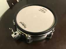 "Roland PD-105x 10"" Mesh Head V Drum PD105 VDrum 105 SILVER"