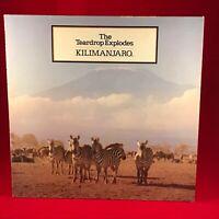 THE TEARDROP EXPLODES Kilimanjaro 1984 UK Vinyl LP EXCELLENT CONDITION
