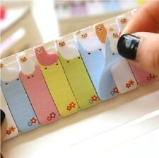 Cute Cartoon 150Pages Stick Bookmark Sticky Notes Mark Flag Tab Memo EPS