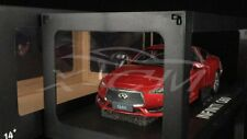 Diecast Car Model Infiniti Q60 Coupe 1:18 (Red) + GIFT!!!