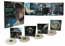 Bowie Plus Guests - The Collaborator Limited Edition on Clear Vinyl 4 LP Set