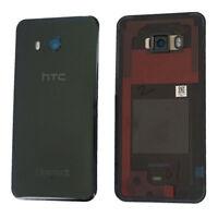 ORIGINAL NEW HTC U11 REAR BATTERY BACK DOOR GLASS COVER HOUSING ADHESIVE+TOOLS