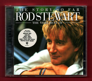 ROD STEWART - The Story So Far (Very Best Of) (2001 34 trk 2 CD Set) Faces