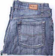 Jeans coupe droite Pepe Jeans pour femme