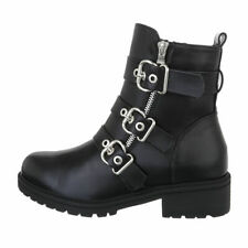 Boots Ankle Boots Women's Shoes Designer New Size 41 Black 0086