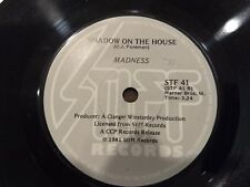 """MADNESS South African press Rare 7"""" 45 Vinyl Stiff Records It Must be Love STF41"""
