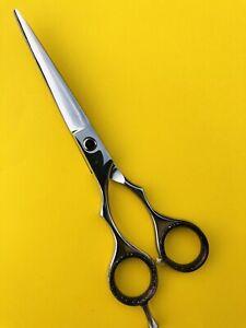 """7"""" Left Handed Hairdressing Scissors Barber Salon Hair Cutting  Japanese Shears"""