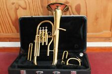 Jupiter Tenor Horn Eb with Hard case and Mouthpiece
