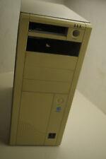 Vintage 286/386/486/Pentium PC auf Server Tower Case Retro 4 x 5.25