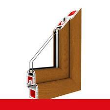 Fenster Golden Oak Braun 1 flg. Dreh Kipp - Kunststofffenster Golden Oak