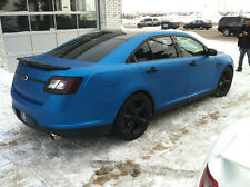 VViViD8 Matte Metallic blue 5ft x55ft flat satin air release car wrap