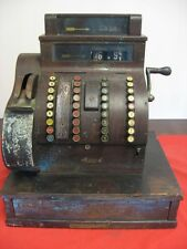 Vintage National Cash Register No. 842-xx in Working Condition