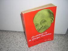 1958.curieuse vie de Courteline / Albert Dubeux.SP + envoi autographe.bon ex