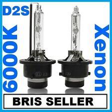D2S/R/C HID XENON 6000K BULBS Subaru Forester Impreza WRX STI Replaces Protec