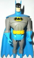 Justice league unlimited BATMAN classic Super Powers friends blue yellow dc