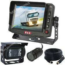 """Car Reversing Camera Kit 5"""" Reversing Monitor Car Rear View Camera"""