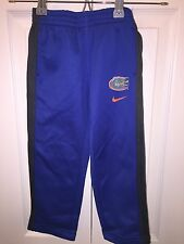 USED NIKE TRACK PANTS 3T GRAY FLORIDA GATORS THERMA FIT GREY MINT CONDITION