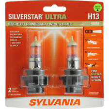 Headlight Bulb-SilverStar Ultra Blister Pack Twin Sylvania H13SU.BP2