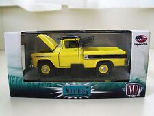 M2 MACHINES - AUTO-TRUCKS - 1958 CHEVROLET CAMEO 4X4 PICKUP TRUCK - 1/64