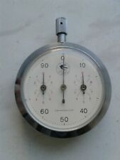 Pedometer USSR Russian MECHANICAL WALKING STEP COUNTER Zaria