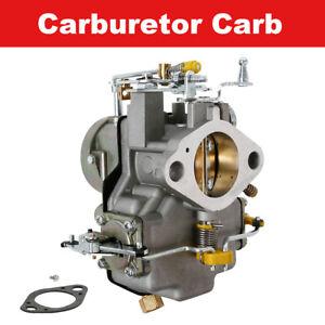 Carburetor Fit For Ford Autolite 1100 1 Barrel '63-69 Mustangs Falcon 170 200 ci