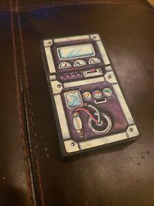 1980 Remco Monsters At Home Frankenstein BOX PART  VINTAGE RARE HTF