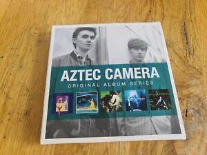 Aztec Camera : Original Album Series  Box Set 5 discs (2010) CD