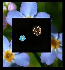 "MASONIC ""Forget Me Not"" WW2 Lapel Pin Freemason Hat (READ the STORY)"