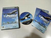X-Plane 7 Flight Simulator - Set para PC Dvd-Rom Spanien - Am