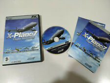 X-Plane 7 Flight Simulator - Juego para PC DVD-Rom España - AM