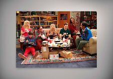 The Big Bang Theory TV Show Wall Art Poster | SIZES A4 to A1 UK SELLER E251
