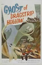 GHOST OF DRAGSTRIP HOLLOW Movie POSTER 27x40 B Jody Fair Russ Bender Henry