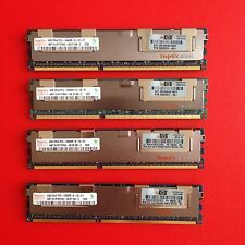 HP Genuine 500203-061 16GB (4x4GB) 2Rx4 PC3-10600R DDR3-1333 Proliant Server Mem