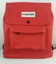EUC Water proof Hunter for Target Red Backpack
