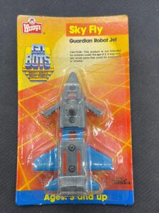 Vintage GoBots Sky Fly - Wendy's Kids Meal - New MISB - 1986 Tonka