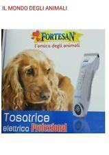 TOSATRICE ELETTRICA CORDLESS PER CANE RASOIO TAGLIA PELO TOELETTATURA TOSACANE