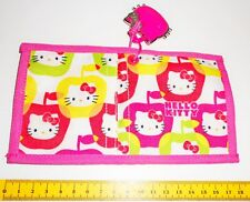 HELLO KITTY 2013 Sanrio Japan tiny money wallet + charm - portafoglio ciondolo