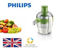 ~ New PHILIPS JUICER VIVA HR1832/52 easy clean quick compact EXTRACTOR green ~