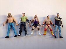 WWE Wrestling Figures Job Lot Bundle Jakks 1999/2000   Lot 6