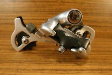 1993 rear derailleur Shimano Deore XT RD-M737 VIA Japan long cage 8 SIS